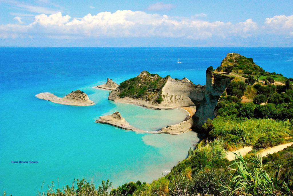 sidari corfu greece