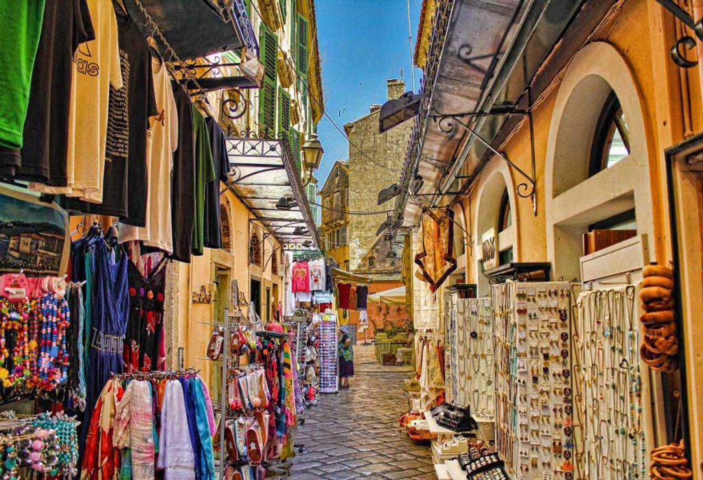 rethymno old town crete