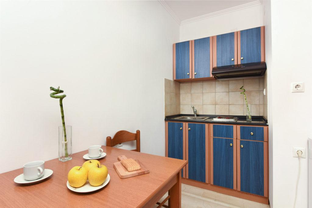 holiday apartments with kitchen