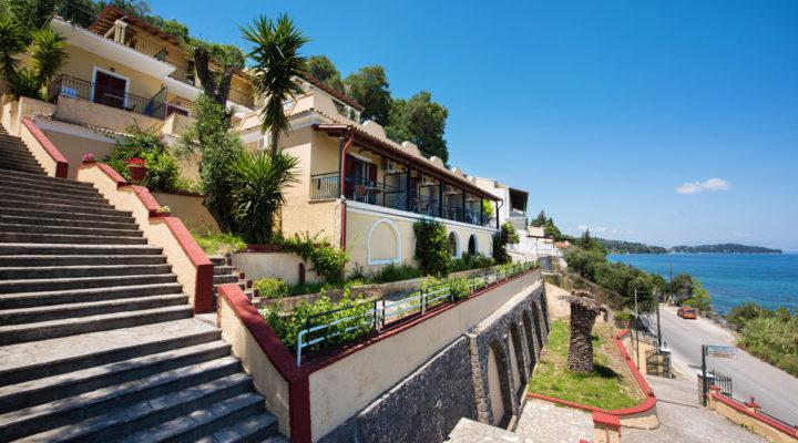 small hotels in corfu
