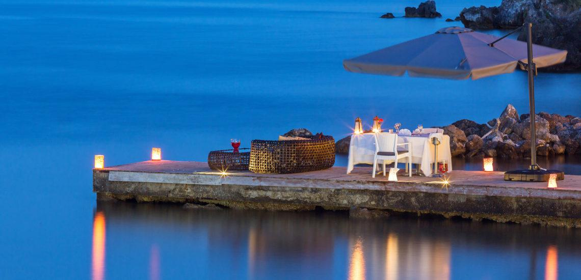 romantic holidays in corfu