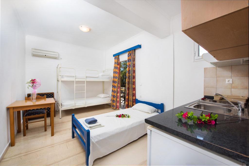 family aparthotel in corfu