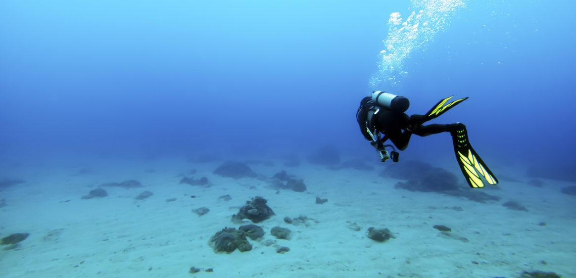 scuba diving in corfu
