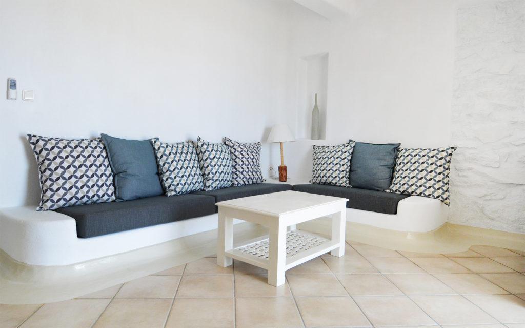 luxury apartments mykonos panormos