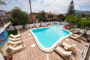 hotels in corfu